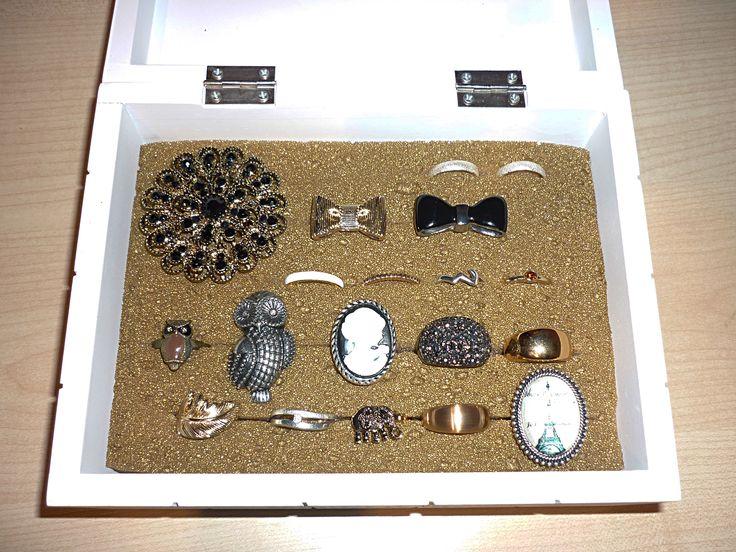 DIY Box to Store Rings