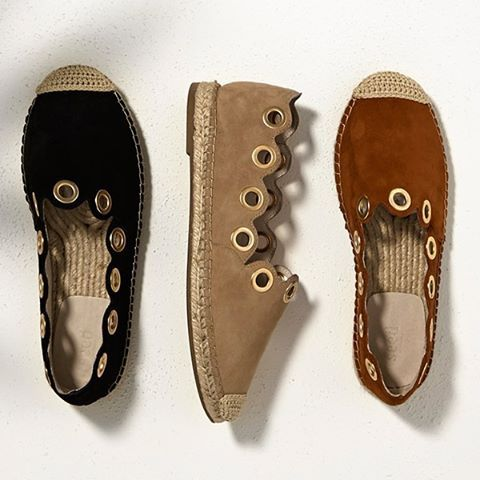 The new espadrille to take you from sunrise to sunset. #seedheritage