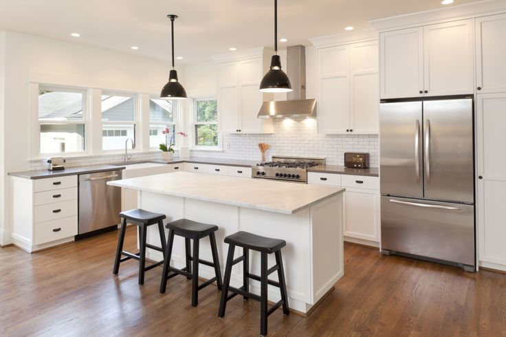 How To Choose The Best Kitchen Cabinets  - ELLEDecor.com