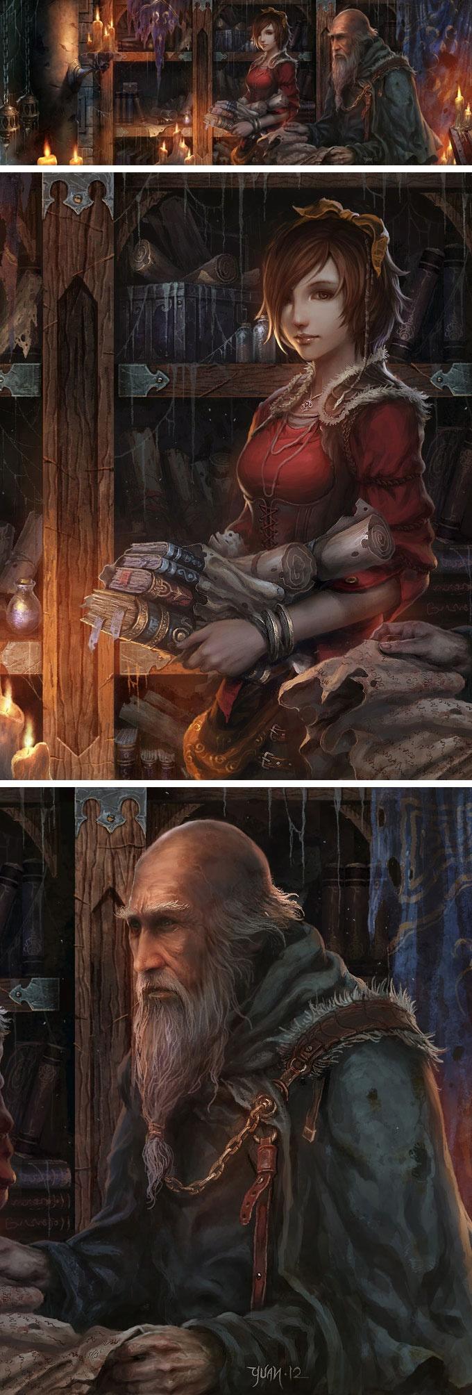 Diablo 3: Searching For Truth by Chao Yuan Xu