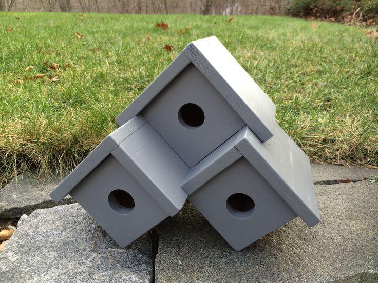 Birdhouse Ideas: 3 DIY Birdhouse Plans