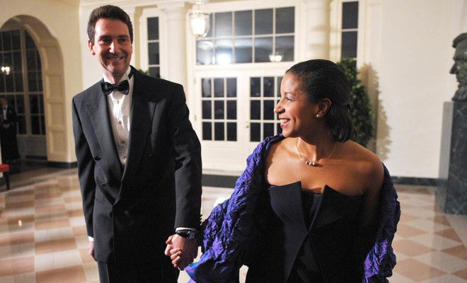 Well, Well, Well… LOOK Who Susan Rice's Husband Works For