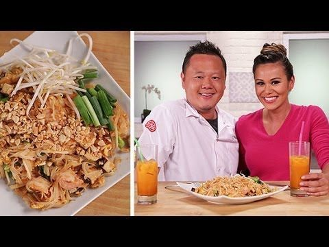 ▶ How to Make Pad Thai With Jet Tila | Asian Recipes | POPSUGAR Cookbook - YouTube