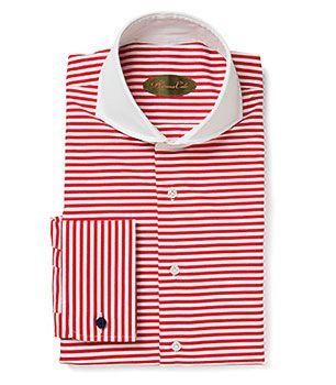 128 best mens shirt looks images on pinterest man style for Horizontal striped dress shirts men