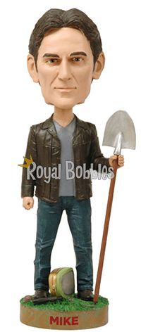 "Mike from History Channel's hit show ""American Pickers."" #Bobblehead #RoyalBobbles"