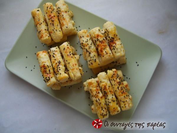 Αλμυρά #sintagespareas #almira #snack