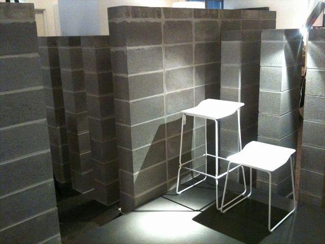17 best images about cladding besser block brickwork on for Besser block pool