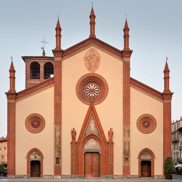 Cattedrale di San Donato a Pinerolo (To) - Info su storia, arte, liturgia e devozione sul sito web del progetto #cittaecattedrali