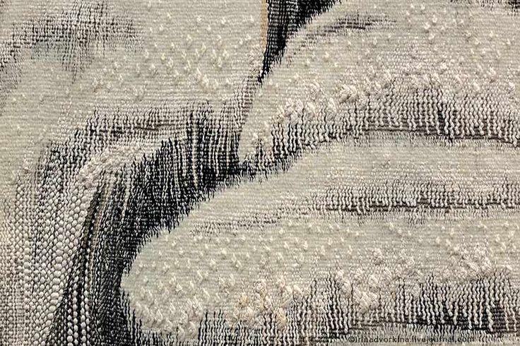 zima Мигаль. Цветение трав. Гобелен