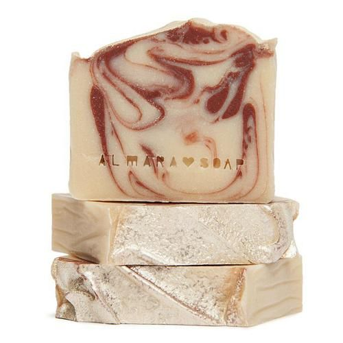 Přírodní mýdlo Ohnivý Santal Almara Soap
