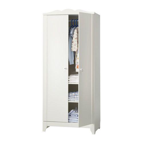 HENSVIK Armoire, blanc 75x174 cm blanc