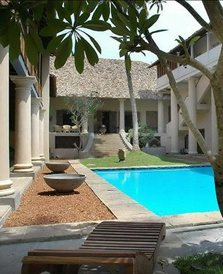 The Galle Fort Hotel, Sri Lanka. #VisitSriLanka