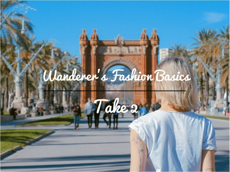 Wanderer's Fashion Basics. Everything you need for your next weekend away, camping trip, spa day http://www.mommatogo.com