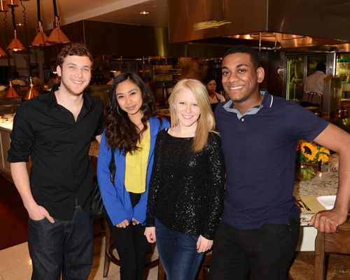 Spa day! American Idols Final Four get pampered at The Montage