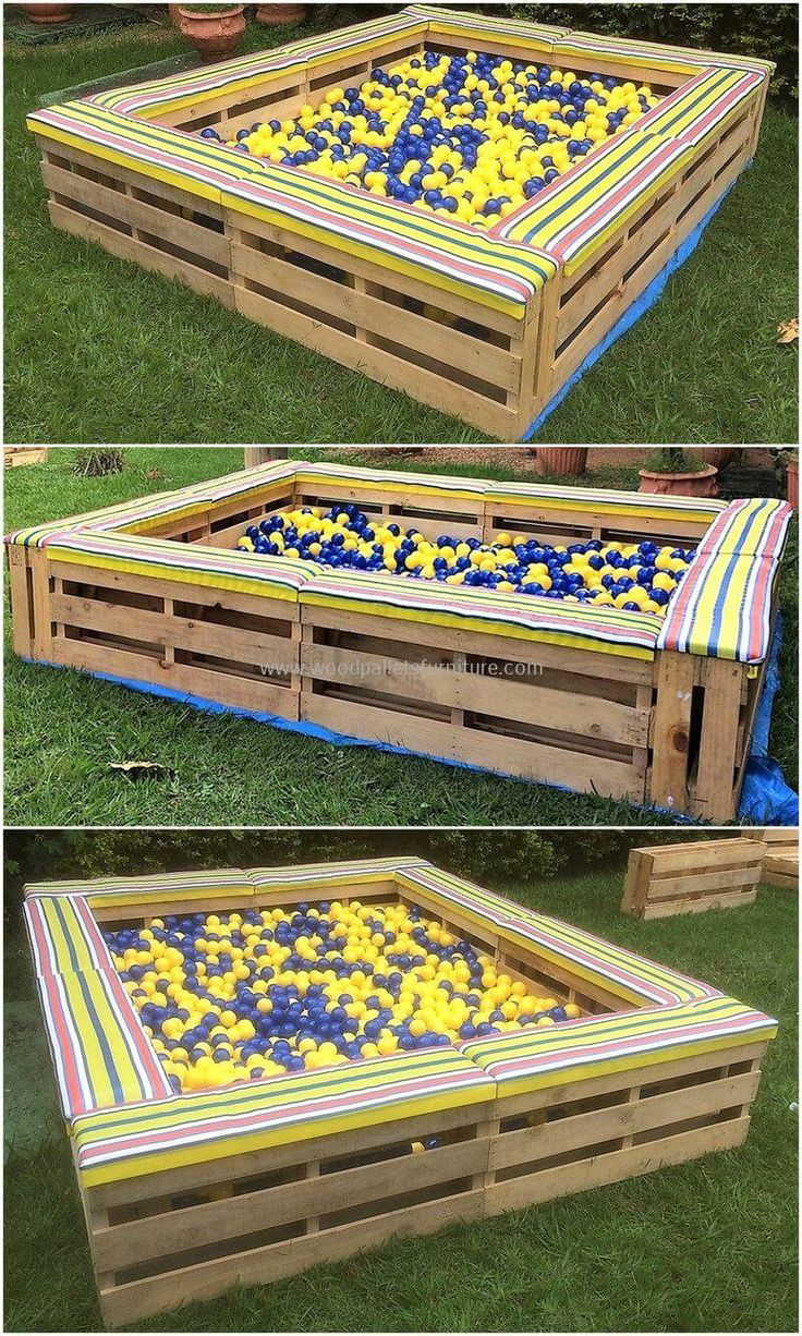 60 Pallet Recycling Ideas in Creative Manner