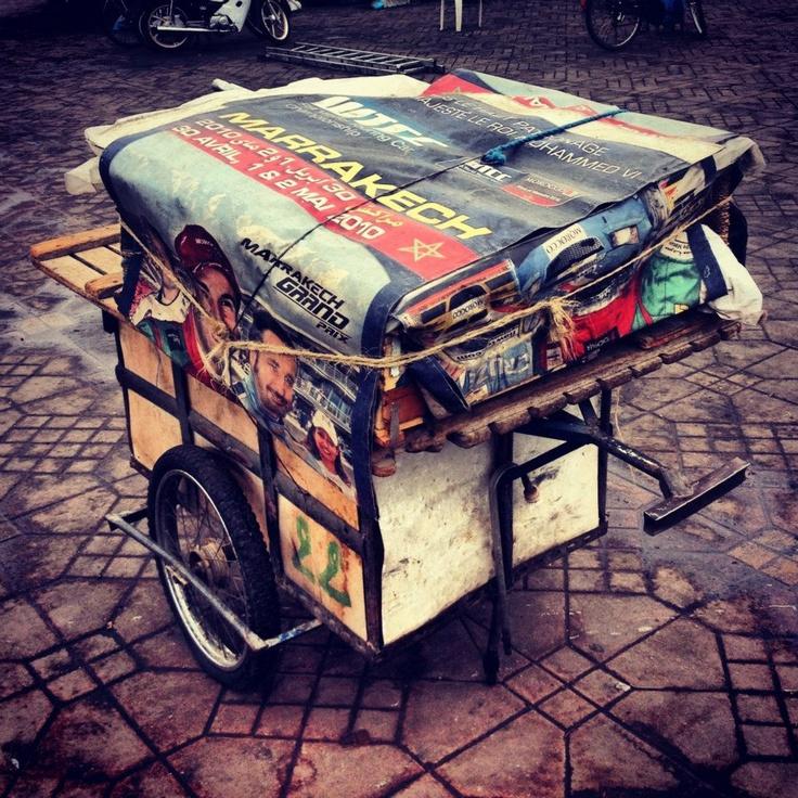 transporting Marrakech