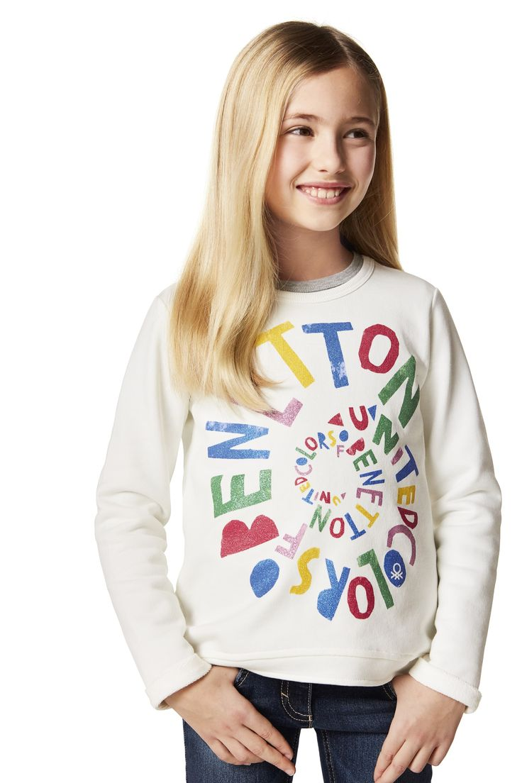 New #Fall17 season is here! Discover #Benetton #FW17 #kids #sweater collection