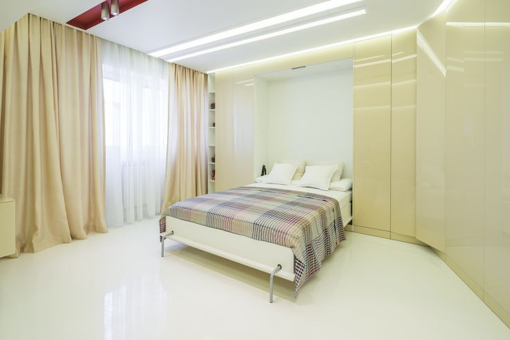 dressing and bed embedded in living furniture orders/price offers at: office@liniafurniture.ro