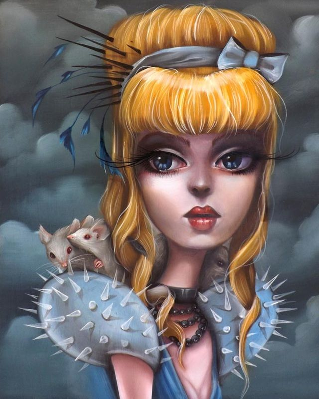 2014 - Kurtis Rykovich #Cinderella