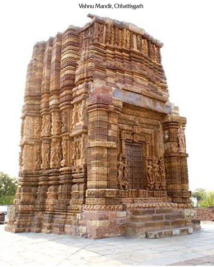 Famous Vishnu Mandir of Janjgir Champa was built by kings of Hayhay Vansh in 12 Century. #temple #ancient #god #prayers #spiritual
