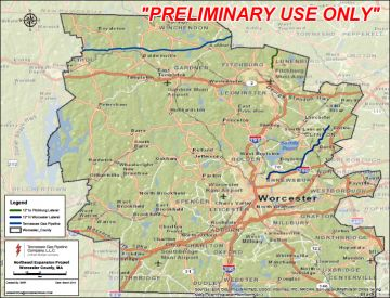Citizens And Public Officials Alike Will Finally Get A Detailed View Of The Kinder Morgan Tennessee Gas Pipeline Proposal For A New Natural Gas