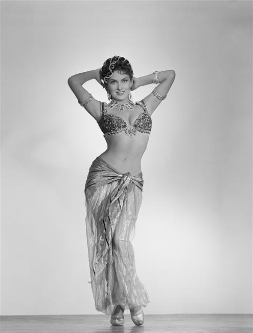 Gina Lollobrigida, 1952, Sam Lévin
