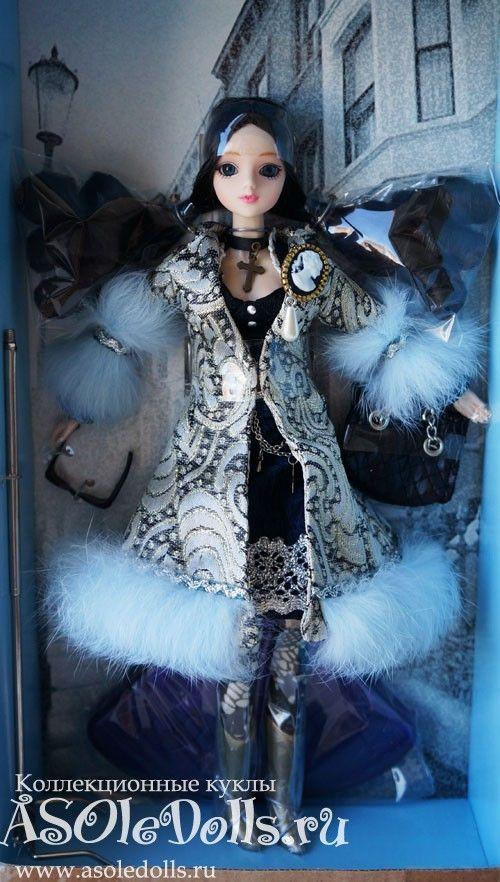 Кукла J-Doll ДЖЕЙ Малекон  http://www.asoledolls.ru/shop/anime-kukly/kukla_j-doll_ave_malecon/ 27 см., 5990=