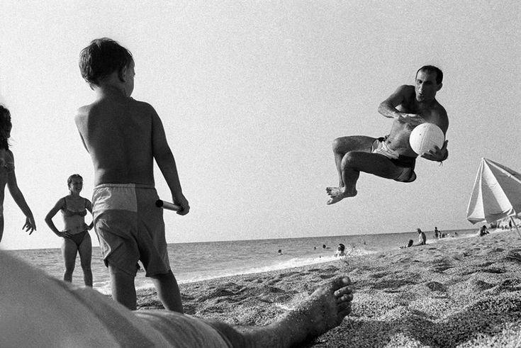Nikos Economopoulos,  Magnum Photos