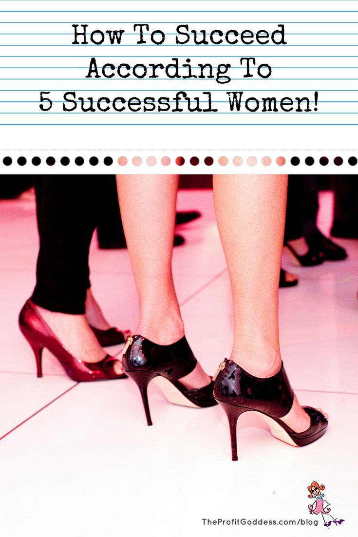 What do Oprah Winfrey, Meg Whitman, J.K.Rowling, Katrina Lake and Kathy Ireland have to say about success? Find out now or re-pin for later! | The Profit Goddess!