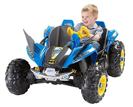 [$298] Power Wheels Batman Dune Racer $298 @ Amazon.ca http://www.lavahotdeals.com/ca/cheap/power-wheels-batman-dune-racer-298-amazon/140244?utm_source=pinterest&utm_medium=rss&utm_campaign=at_lavahotdeals