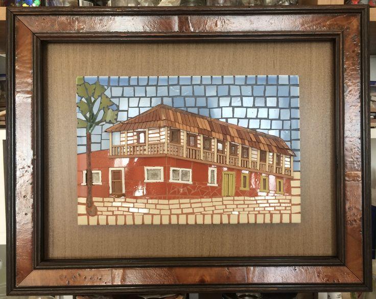 Casa de Caldera 20 x30cm
