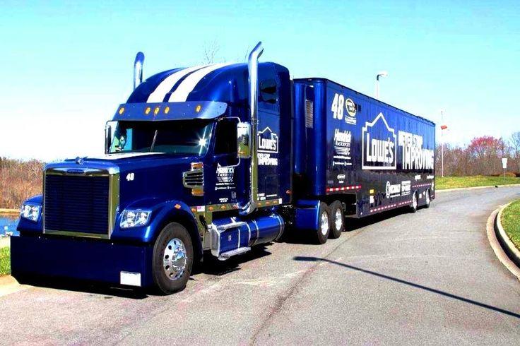 Freightliner Trucks | Coronado | Nascar hauler