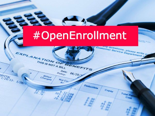 Open Enrollment 2015 starts next month