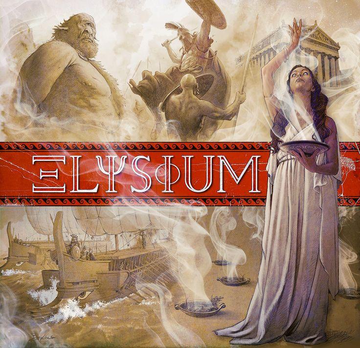 Elysium - Space Cowboys