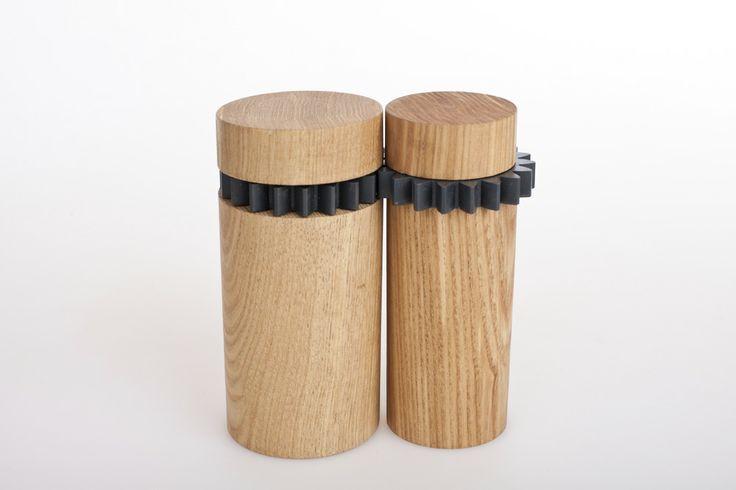 Krystian Kowalski Industrial Design — Mr.Salt & Mrs.Pepper