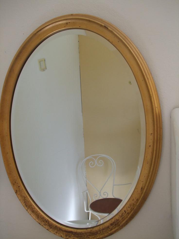 25 beste idee n over gouden spiegels op pinterest victoriaanse spiegel zwart wit slaapkamers - Metalen spiegel ...