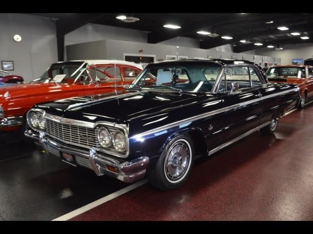 Cool Chevrolet 2017: 1964 Chevrolet Impala SS 1964 Impala SS 4 Speed Manual 409 NICE Clean numbers matching documented Check more at https://24auto.ga/2017/chevrolet-2017-1964-chevrolet-impala-ss-1964-impala-ss-4-speed-manual-409-nice-clean-numbers-matching-documented/