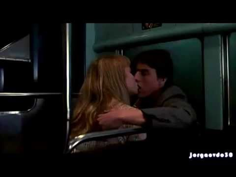 "Phil Collins - In The Air Tonight (Risky Business movie), train ride scene with Joel (Tom Cruise) and Lana (Rebecca De Mornay) - Funny and Very Hot at the same time... 18+ only! As someone said: ""Easily the most enduring, sensual, and beautiful love scenes of all time."""