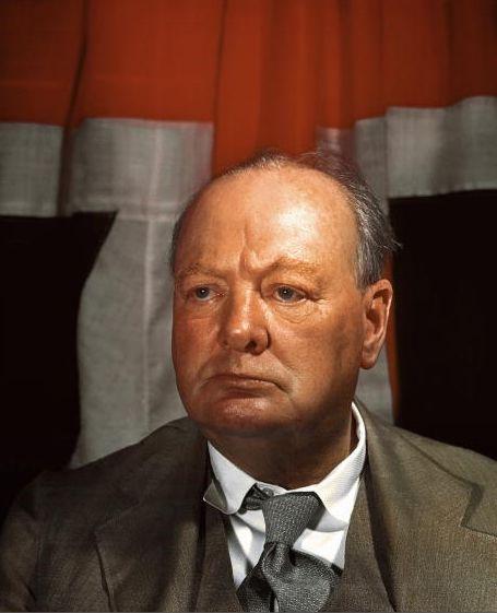 "A Fighting Spirit: How Winston Churchill's ""Military Intelligence"" Saved Britain"