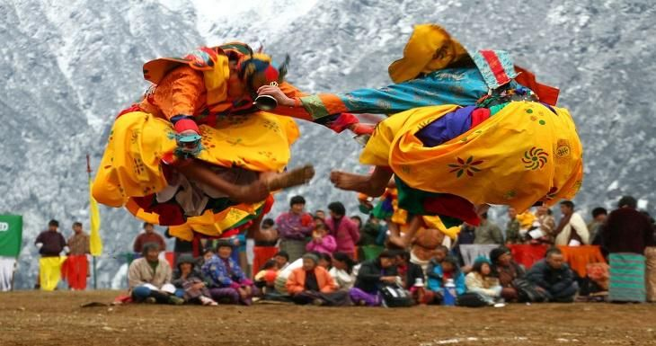 Jambay Lhakhang Festival | Tourism Council of Bhutan (Official Website)