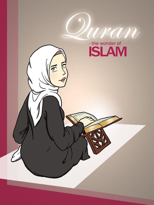 Quran - The wonder of Islam by tuffix.deviantart.com on @DeviantArt