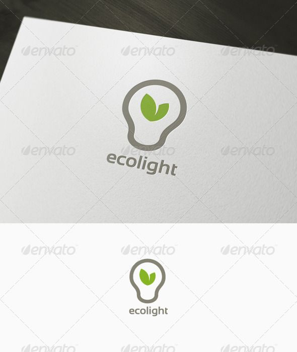 Eco Light Logo  #GraphicRiver         LightEcois a logo thatcan be used inenergycompanies,green business, amongother similar uses.Its design is verysimpleand is easy toconfigure.Readyto print.     Customizable 100%   CMYK    AI – EPS    Font used Sansation      Created: 7December11 GraphicsFilesIncluded: VectorEPS #AIIllustrator Layered: Yes MinimumAdobeCSVersion: CS