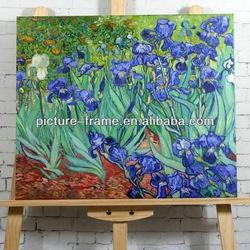 Gogh, Vincent van  Irises