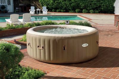 Buy Bestway Miami Lay-Z Spa at Argos.co.uk, visit Argos.co.uk to shop online for Inflatable hot tubs, Hot tubs, spas and accessories, Garden furniture