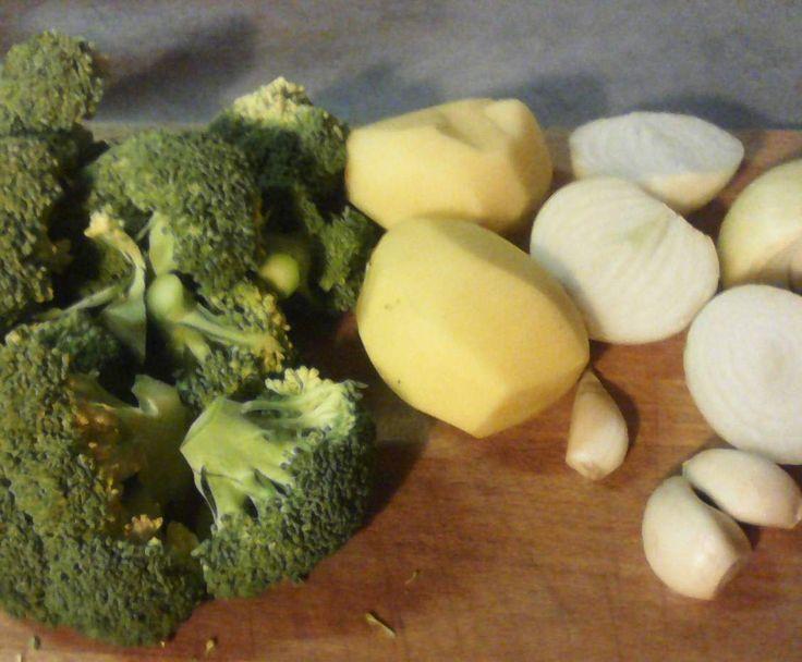 Zupa brokułowa by marrgarritta on www.przepisownia.pl