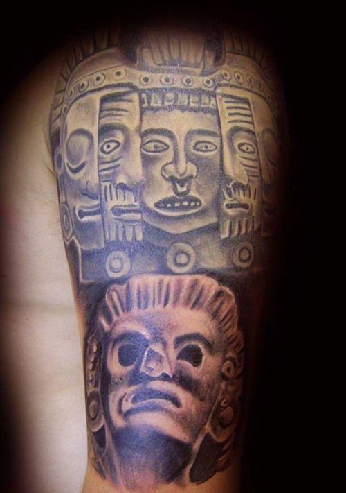 Tatuajes Con Motivos Incas tatuajes inca - imagui
