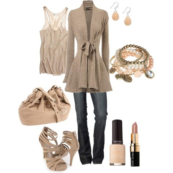 like the neutrals...