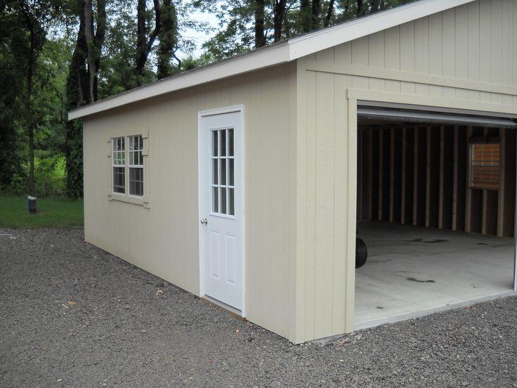 Peak Style Modular Garages Portable Garage Sales 44460