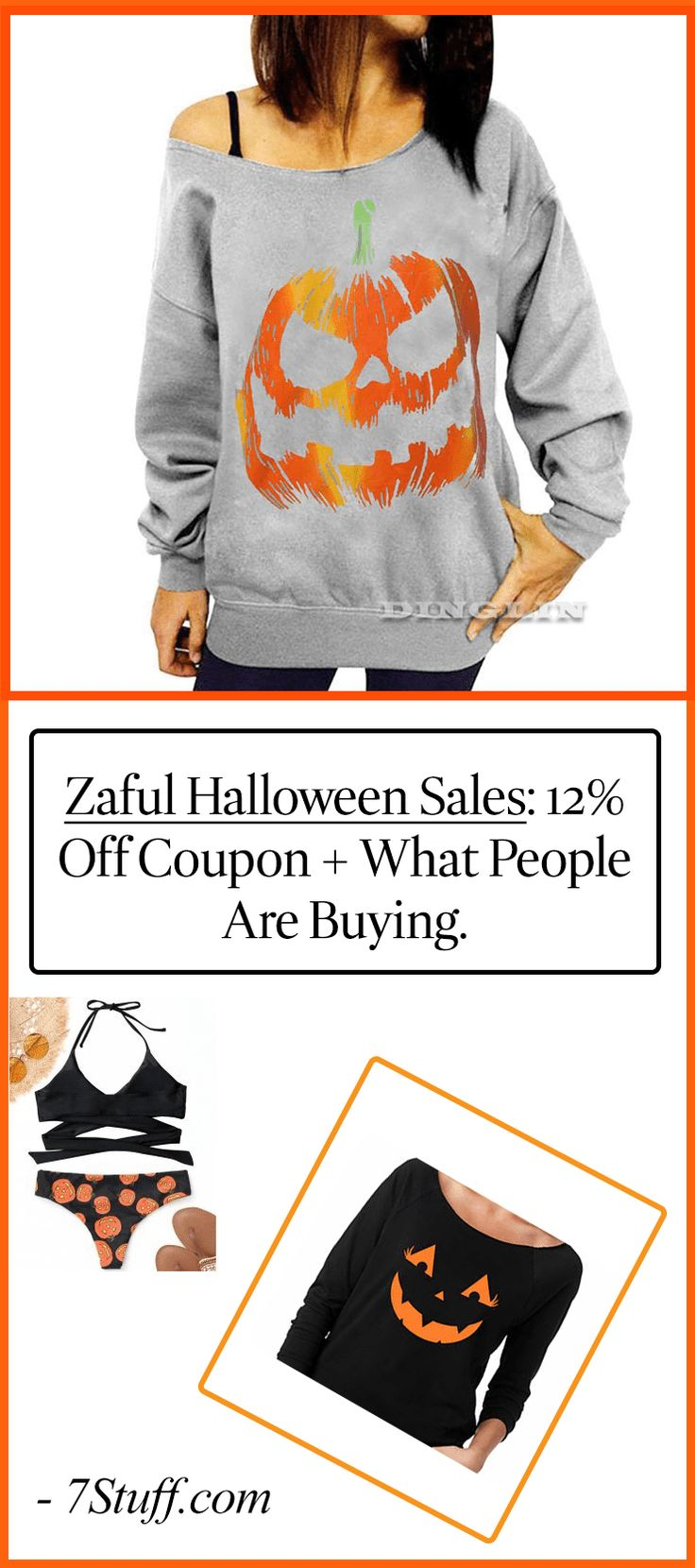 Halloween costumes ideas and where to buy them +zaful shopping coupon code #fashion #style