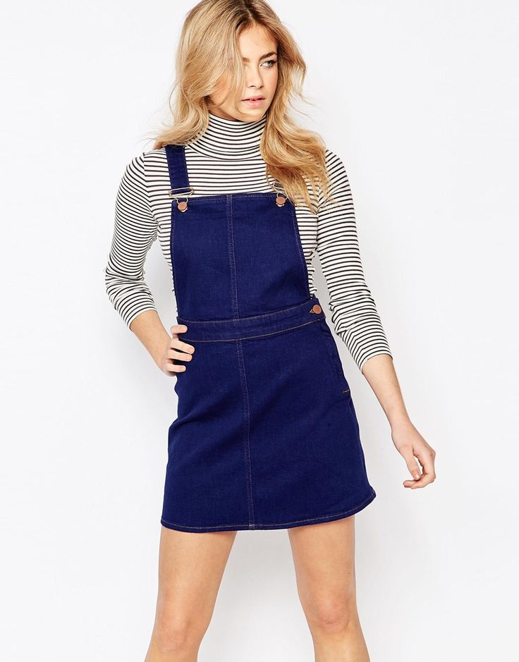 Image 1 of Oasis Overall Dress
